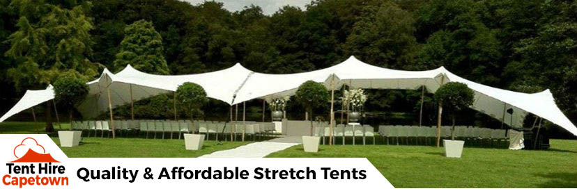 We Listen Then We Deliver! & Stretch Tent Hire Cape Town | Wedding Marquee Rental | t. 087 550 1155