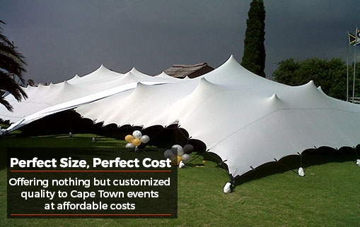 & Stretch Tent Hire Cape Town | Wedding Marquee Rental | t. 087 550 1155